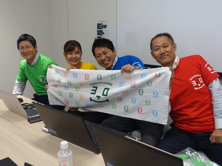 宮森さん、植田さん、會津さん、高木さん